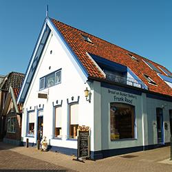 winkel Bakkerij Frank Rood in Oudkarspel
