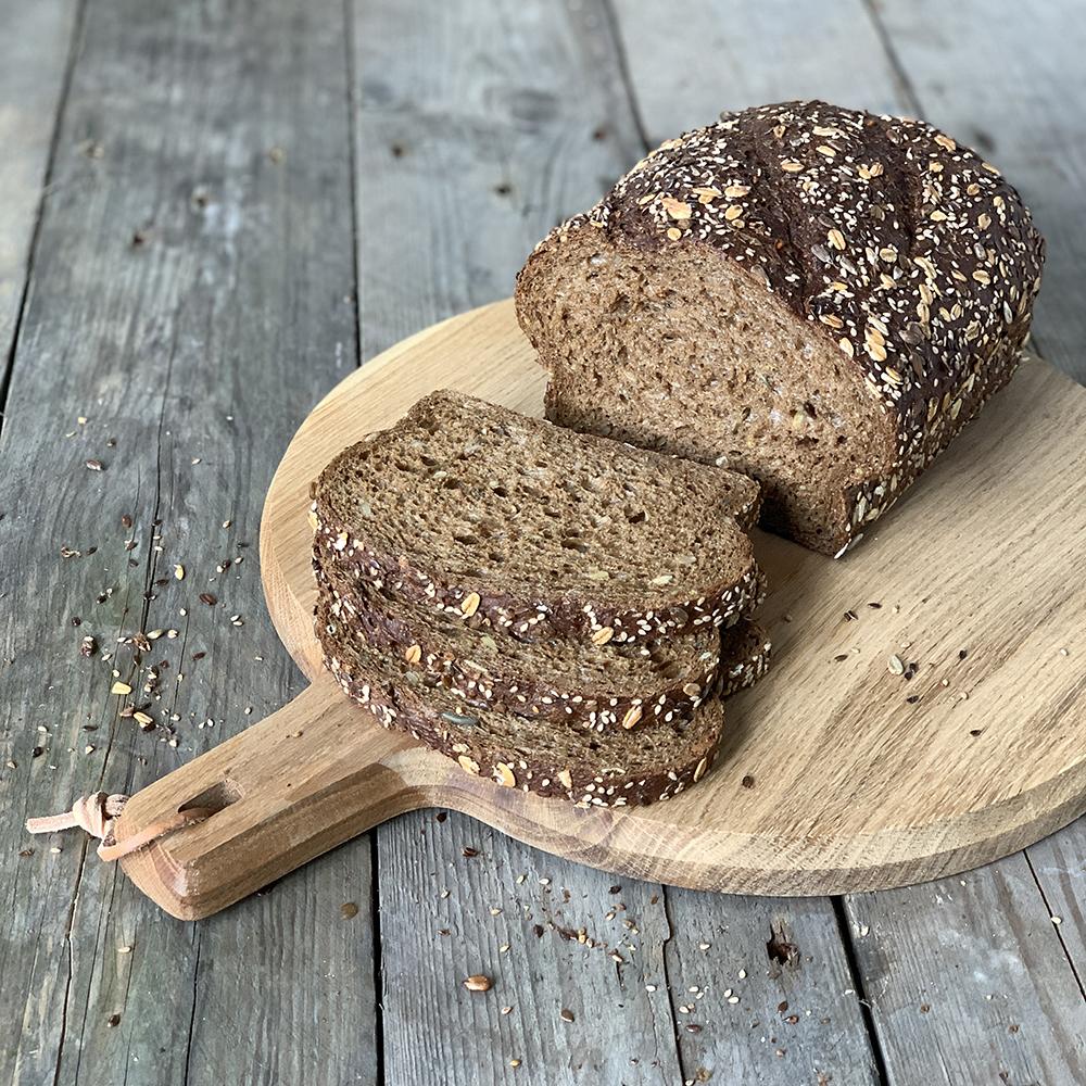 toscane brood van bakkerij frank rood