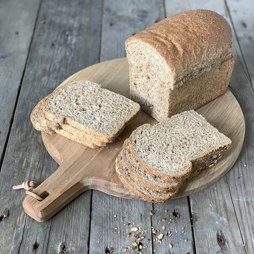 volkoren brood van Bakkerij Frank Rood