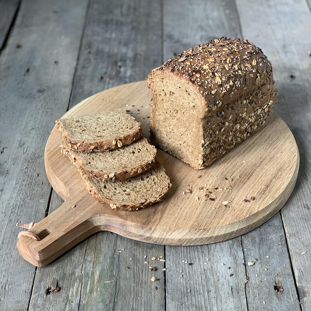zoutarm brood van bakkerij frank rood